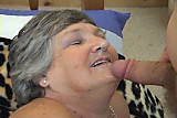 78 years old Grandma Libby 3some fuck