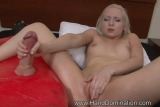 Ashley Jane full cock control