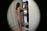 Japanese Wife Answers Door Naked 4