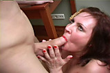 Redhead mom fucked