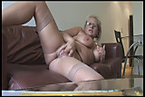 Mature Panty Play part one