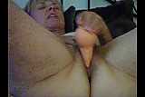 Granny Does Dildo
