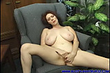 busty beauty masturbating