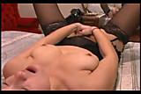 she makes her own creampie